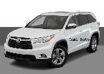 2012 Toyota highlander limited edition. contact email $15,000.00